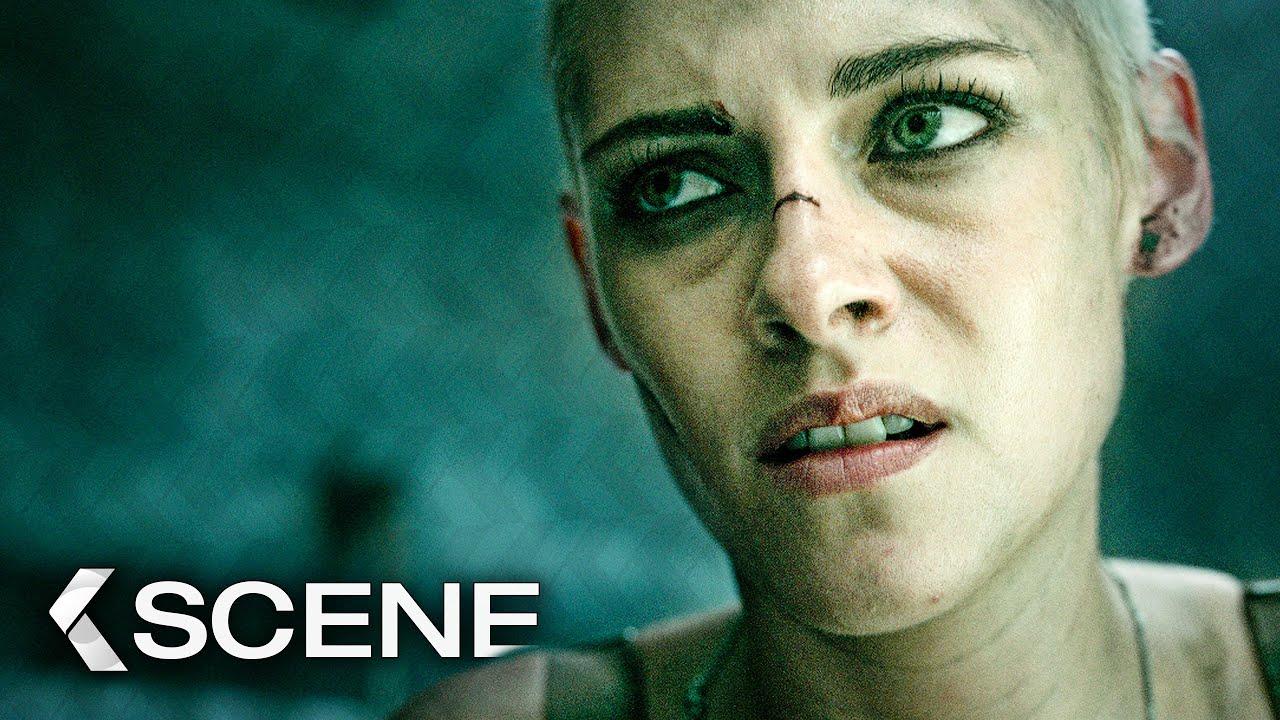 30 Minutes till Knockdown Scene - UNDERWATER (2020)