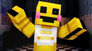 Minecraft FNAF Hotel - TOY CHICA - #1 S2 (Minecraft Roleplay)