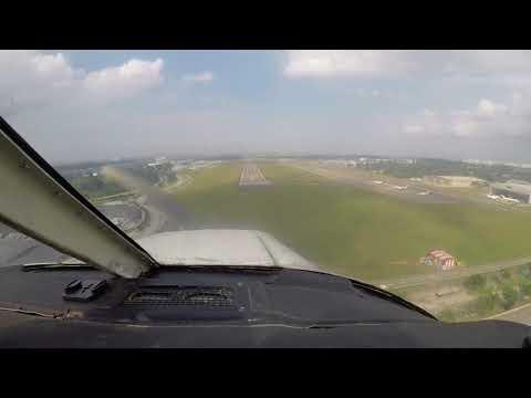 1st Landing at Seletar