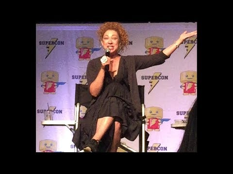 Alex Kingston reaction finding out Jodie Whittaker is the 13th Doctor