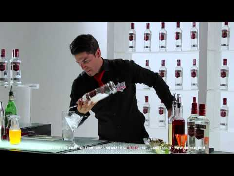 Smirnoff Vodka Martini