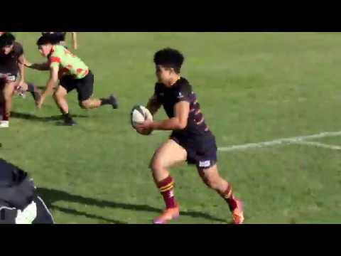 Aorere College First XV @ Kings College First XV 2020 - Pre Season Game 1