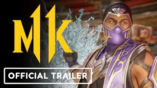 Mortal Kombat 11 Ultimate - Official Rain Gameplay Trailer