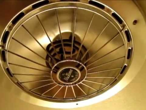 Nutone Model 920 Heater Install And