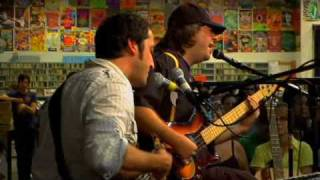 Pinback live at Amoeba on the September 12th 2007