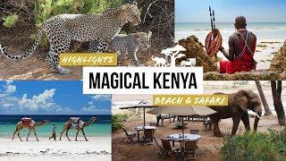 MAGICAL KENYA: Kenia Highlights - Safari Abenteuer und Traumstrände