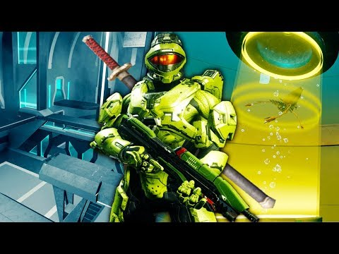 The BEST Cold Storage Remake in Halo 5!
