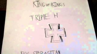 My triple H drawing