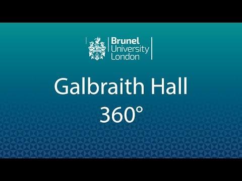 Galbraith Hall 360°