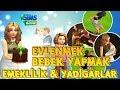 The Sims Mobile: Evlenmek, Bebek Yapmak, Çocuk Büyütmek, Emeklilik, Tüm Yadigarlar ve Karakterler