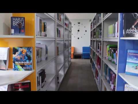 Perpustakaan Jaman Now STFI ( Sekolah Tinggi Farmasi Indonesia )