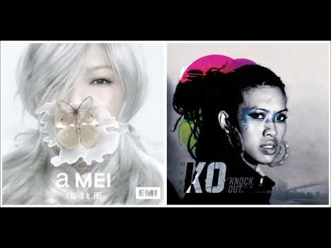 張惠妹 aMEI  - 打破它 (葛仲珊 Cover) HitFM Live Version