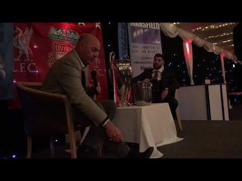 An Evening With Bruce Grobbelaar Hosted By Ryan Swain