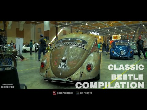Old Rare Beetle Compilation at Art Of Speed Malaysia 2017