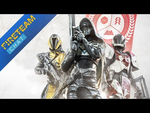 Destiny 2: Early Access Reactions and Impressions - Fireteam Chat Ep. 121