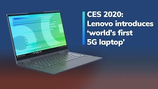 Lenovo at CES 2020 Full Introduction