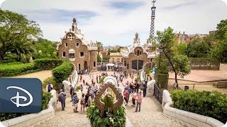 Enjoy the Best of Barcelona With Adventures by Disney thumbnail
