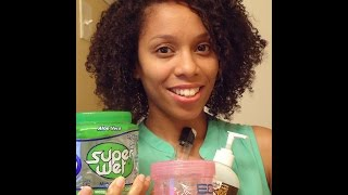 REVIEW: Hair Gels for 3c/4a Curls Thumbnail