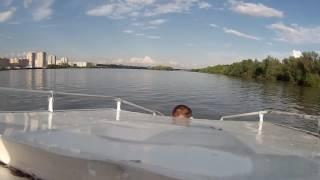 купили лодку