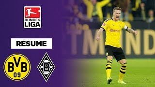 "VIDEO: Bundesliga : Dortmund remporte le ""choc des Borussia"""