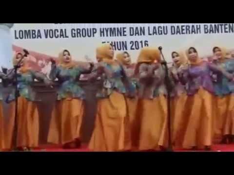 Lomba lagu Daerah Banten