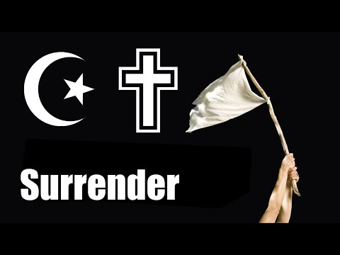 The Concept of Surrender in Islam and American Christianity