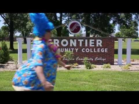 Frontier Community College - Can't Stop the Feeling!