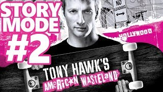 Tony Hawk's American Wasteland [PC] Story Mode #2 - Longplay / No Commentary / Full Playthrough