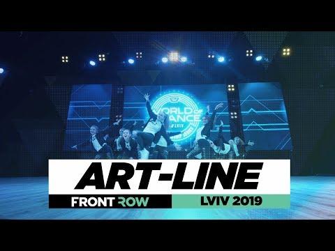 ART LINE | Frontrow | Jr Team Division | World Of Dance Lviv Qualifier 2019 | #WODUA19
