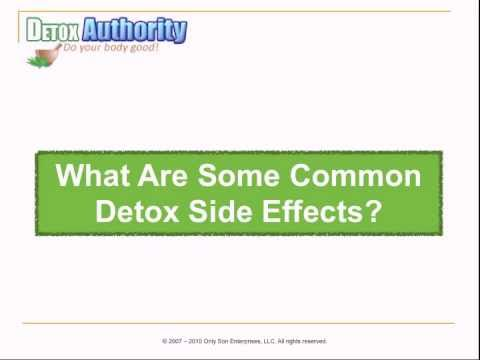 Colon Cleanse Side Effects Youtube