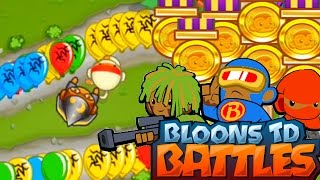 bloons td battles hitting 150 wins in btd battles 3 epic games