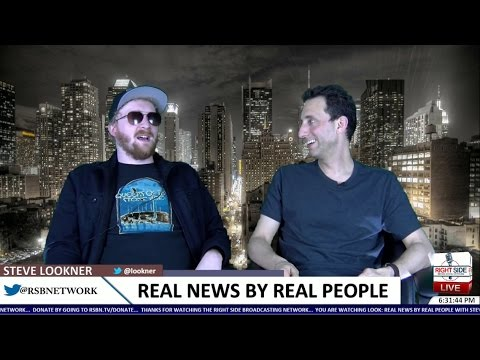 LOOK! Real News with Real People w/Special Guest Jacob Seale