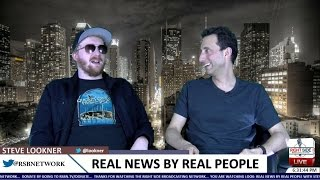 LOOK! Real News with Real People w/Special Guest Jacob Seales - Thursday, January 12, 2017.