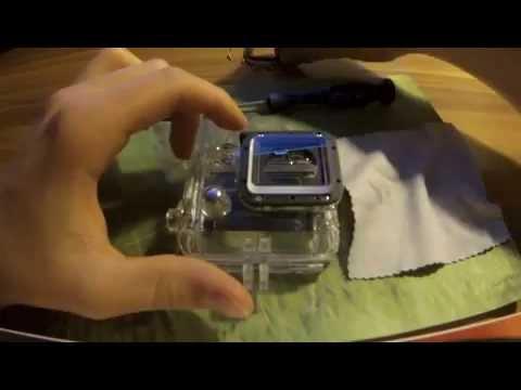 GoPro Case richtig reinigen!