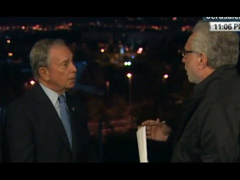 Mike Bloomberg Explodes, Goes Off On Wolf Blitzer