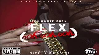 Rich Homie Quan - Flex (INSTRUMENTAL) Reprod. By Teezyi