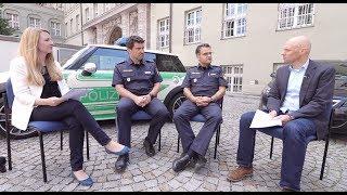 transQUER trifft Polizei München/ Amoklauf Münchner OEZ am 22. Juli 2016