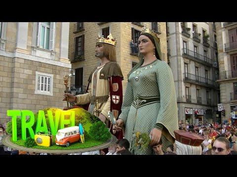 Sant Joan 2014 #Barcelona ☕ HD 1080p
