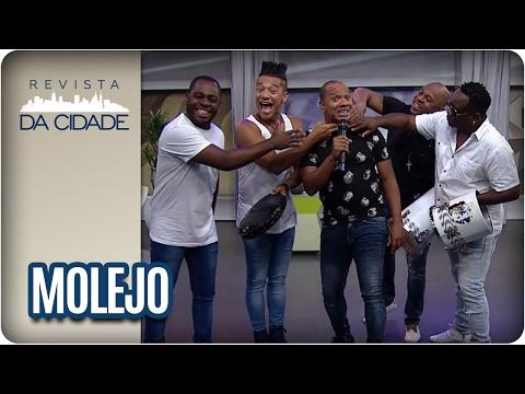 Molejo - Revista da Cidade (07/02/2017)
