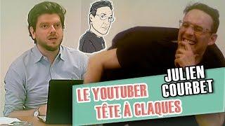 Pranque : Le Youtuber tête-à-claques VS Julien Courbet