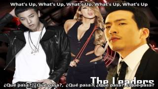 G Dragon Feat Teddy & CL Leaders (Sub español + romanizacion + hangul)