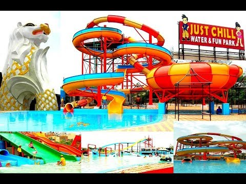 Just Chill Water & Fun Park in Delhi- Ticket Price, Entry Fe