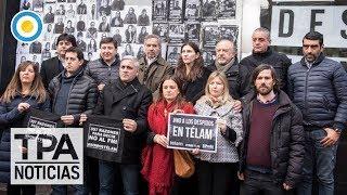 Diputados opositores se solidarizaron con trabajadores despedidos de Télam | #TPANoticias