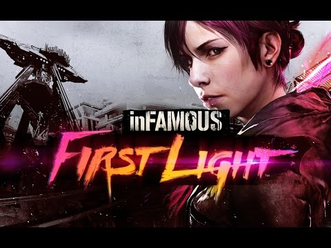 InFamous First Light : A Primeira Meia Hora