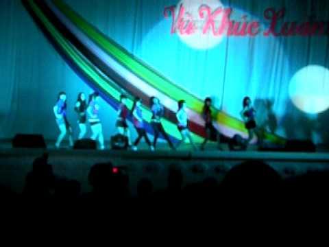 Đại nhạc hội Ischool Nha Trang - Baby girl! Oh! - A15