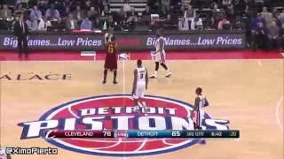 Cleveland Cavaliers vs Detroit Pistons   Full Game Highlights   29/01/2016  NBA 2015/16