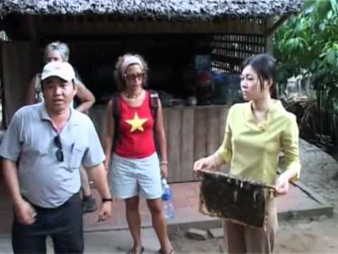 Vietnam tour  Mekong Tour My Tho  2