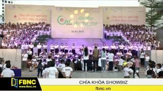 FBNC - 1.000 người hát đồng diễn hưởng ứng Giờ Trái Đất