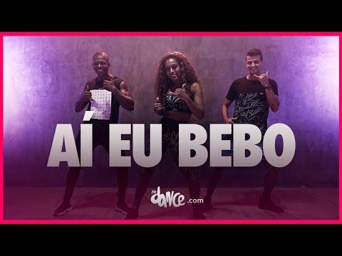 Aí Eu Bebo - Maiara E Maraísa | FitDance TV (Coreografia Oficial) | #FiqueEmCasa E Dance #Comigo