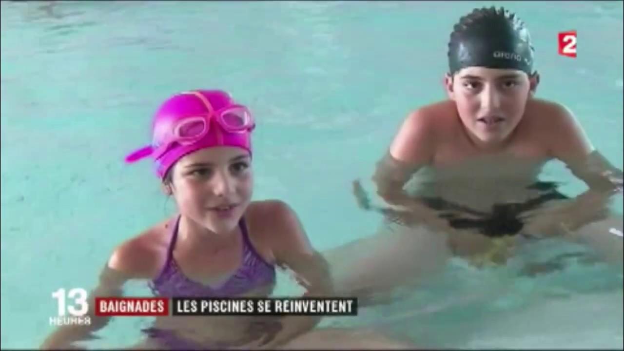 Procede D Ozonation La Piscine De Vanves A L Honneur Youtube